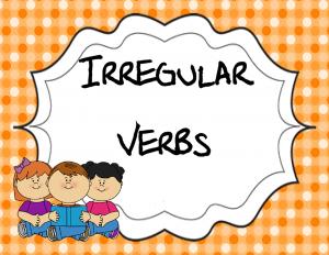افعال بی قاعده (Irregular Verbs) درزبان انگلیسی