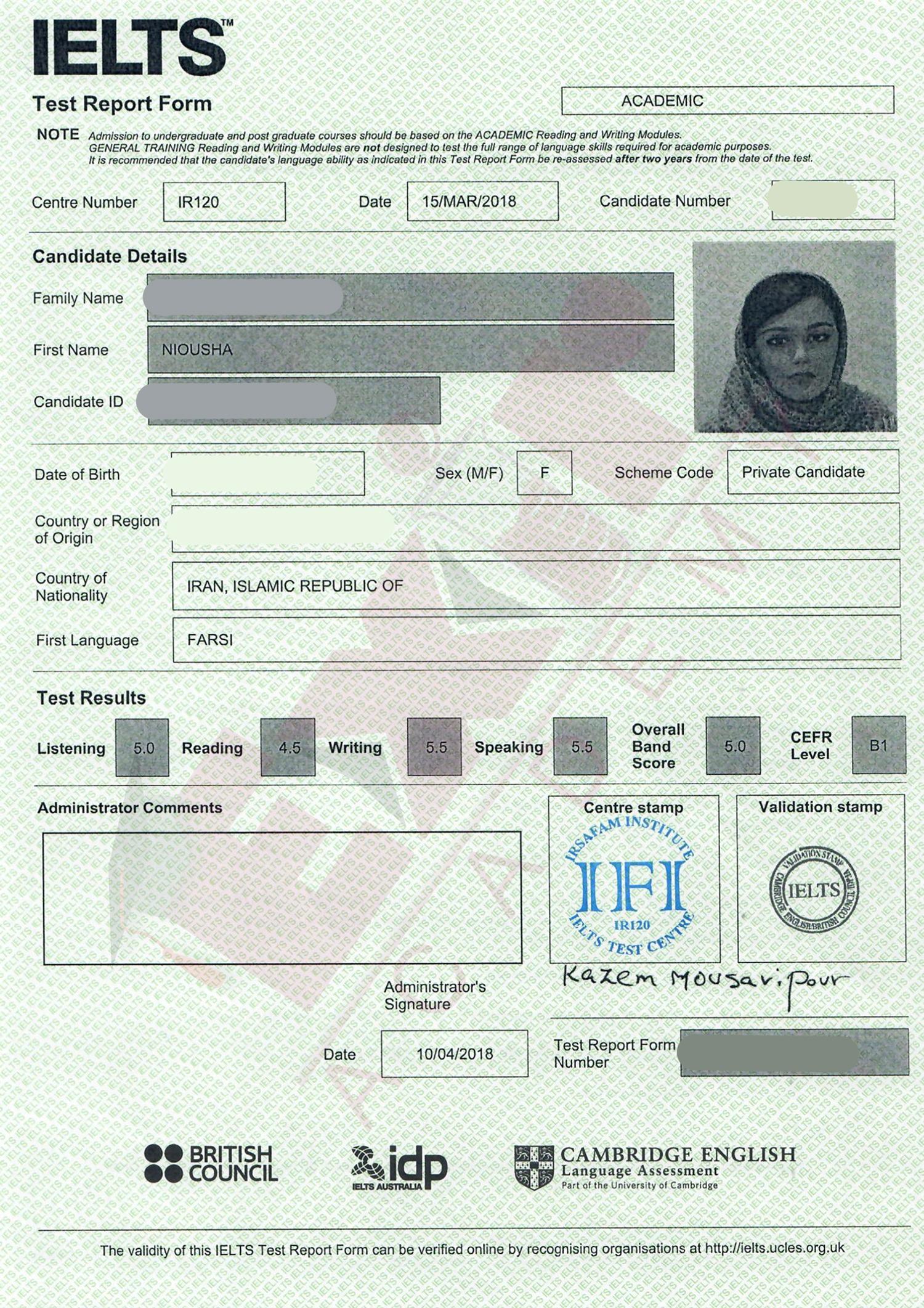 IELTS-TRF-Ms-Ardeshirzade