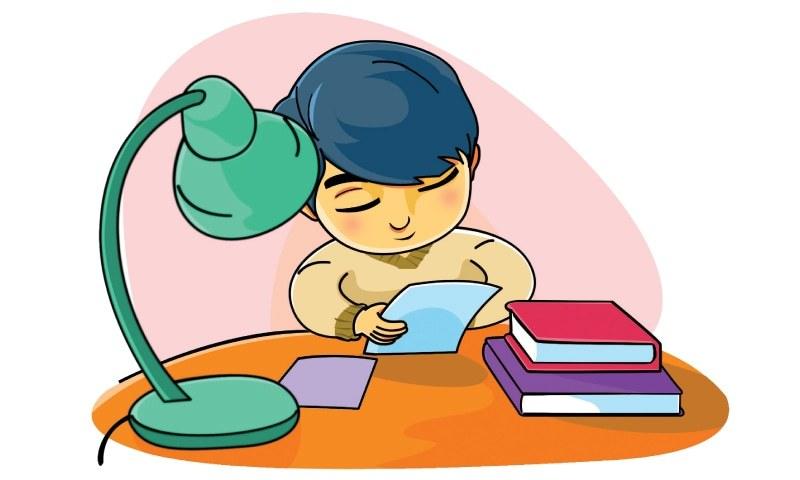 قبول شدن در امتحانات انگلیسی
