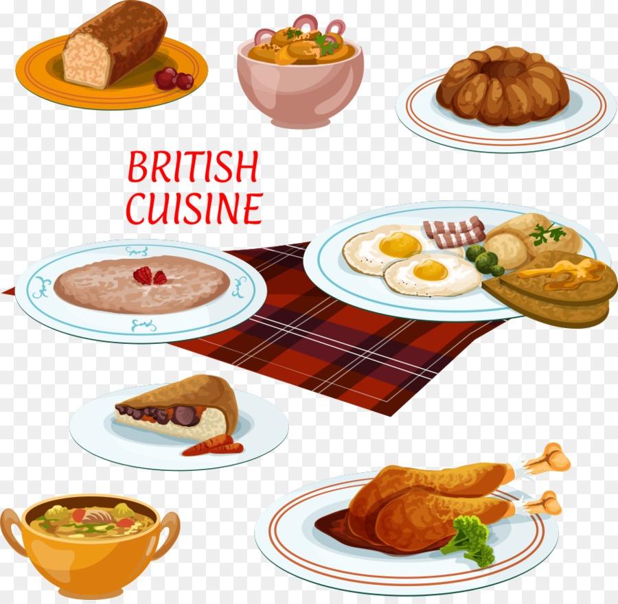 غذای کلاسیک بریتانیایی